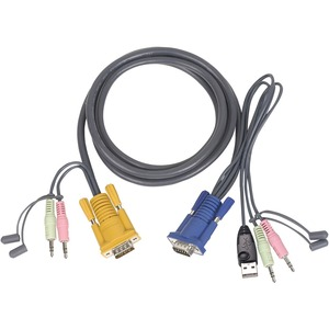 3ft USB KVM Cable For Gcs1758/1732/1734 / Mfr. No.: G2l5301u