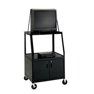Da-Lite AV5C-26 Pixmobile Cart With Video Cabinet