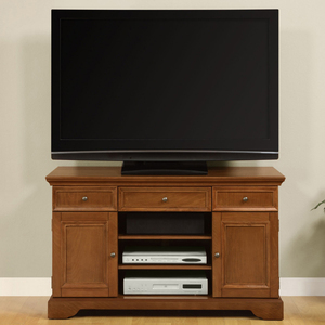 Ameriwood Altra 47 in. TV Stand Tall - Cherry