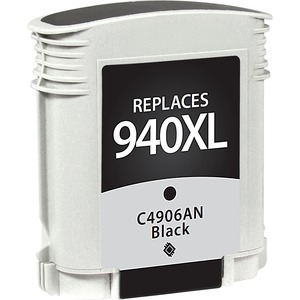 Black Officejet Ink Ctg F/ C4906an #140 For Hp 940xl / Mfr. no.: V7WC940XLB