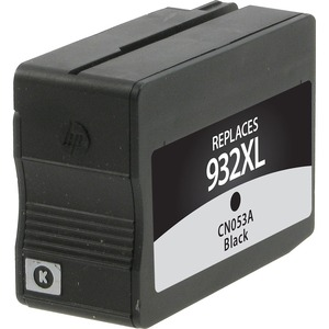 Black Officejet Ink Ctg F/ Hp 932xl Cn053an#140 / Mfr. No.: V7053a