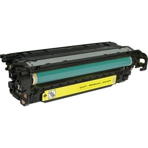 Hp Laserjet Ent Color M551/M575 Yl Ce402ag 507a Yellow Cartridg / Mfr. no.: V7M551Y