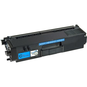 Tn315c High Yield Cyan Toner Replacement For Brother Tn315 C / Mfr. No.: V7tn315c