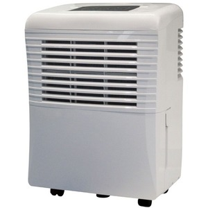30 Pint Dehumidifier Energy Star Portable And Auto Defrost / Mfr. No.: Rdh-130k