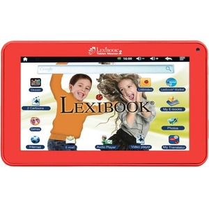 Tablet Master 2 7in 8gb 1ghz Android 4.1 USB Microsd Red / Mfr. No.: Mfc157en