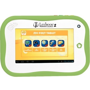 Tablet Junior 2 7in 1gb 1ghz Android Wifi Green/White Age 4 / Mfr. No.: Mfc280en