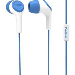Blue Noise Isolating In-Ear Headphone With In Line Mic / Mfr. No.: Keb15ib
