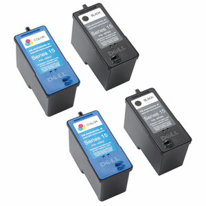 Standard Yield Color Ink Cartridge Series15 For V105 Aio 330-1124 / Mfr. No.: Uk852