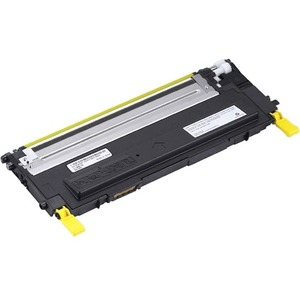 Yellow Toner Cartridge For Color Laser 1230c 1000page / Mfr. No.: F479k