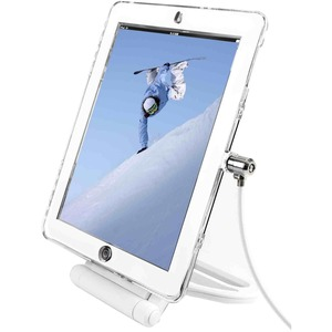 IPad Air Case With Rotating Standard With Cable Lock Black / Mfr. No.: IPadairrsbb