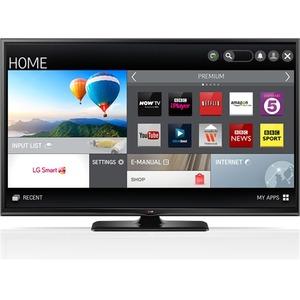 "LG 60"" Plasma Smart TV with 3D"