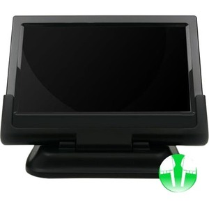 10.1in Wide Cap Touch Vesa75 USB LCD W/ Desk Base Plus USB P / Mfr. No.: Um-1010a