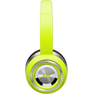 Monster Cable NTune Neon On-Ear Headphones