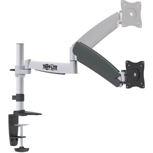 Full-Motion Desk Mount For 13in-27in Flat Screen Displays / Mfr. No.: Ddr1327s