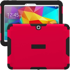 Aegis 2014 Red Case For Samsung Galaxy Tab4 10in / Mfr. No.: Ag-Ssgxt4-Rd000