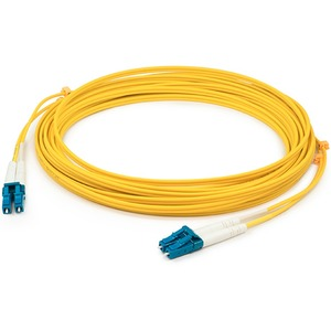2m Fiber Smf Lc/Lc Os1 9/125 Duplex Yellow Cable / Mfr. No.: Add-Lc-Lc-2m9smf