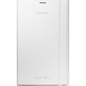 Dazzling White Book Cover For Galaxy Tab S 8.4 / Mfr. no.: EF-BT700WWEGUJ