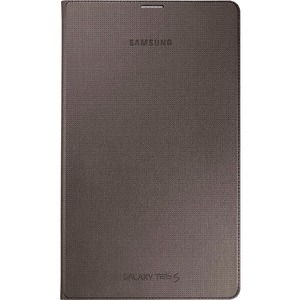 Titanium Bronze Simple Cover For Galaxy Tab S 8.4 / Mfr. No.: Ef-Dt700wseguj