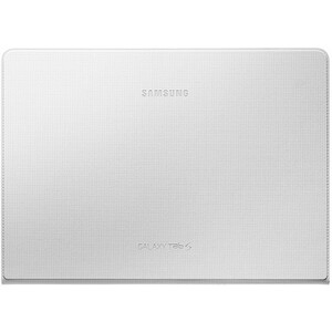 Dazzling White Simple Cover For Galaxy Tab S 10.5 / Mfr. No.: Ef-Dt800bweguj
