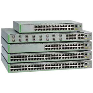 24port Mgd Compact Enet Poe Sw Dual AC Power Supp Us Power Adap / Mfr. No.: At-Fs970m/24ps-10