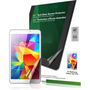 Ag+ Anti-Glare Screen Cover 1pc For Samsung Galaxy Tab 4 8.0 / Mfr. No.: Rt-Spsgt4g802hd