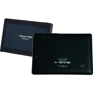 7in Rk 3026 1.5ghz Android 4.2 4gb Hard Drive 512ram Dual Core / Mfr. No.: Wfg7drk000blk
