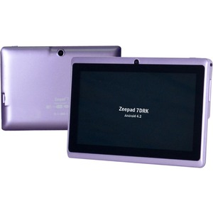 7in Rk 3026 1.5ghz Android 4.2 4gb Hard Drive 512ram Dual Core / Mfr. No.: Wfg7drk006ppl