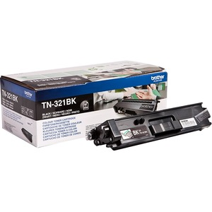 Toner Brother Noir - 2 500 pages - TN321BK