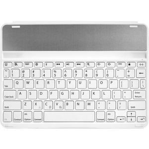 Keyfolio Thin X2 White Air Bluetooth Keyboard For IPad Air / Mfr. No.: K97248us
