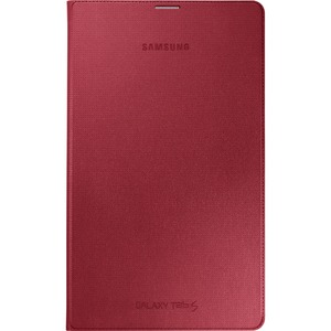 Glam Red Simple Cover For Galaxy Tab S 8.4 / Mfr. No.: Ef-Dt700wreguj