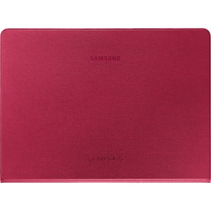 Glam Red Simple Cover For Galaxy Tab S 10.5 / Mfr. No.: Ef-Dt800breguj