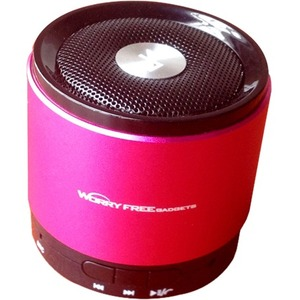 Mini Bluetooth Speaker / Mfr. No.: Wfg-Btspk-Pnk