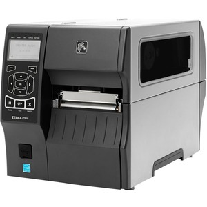 Zebra ZT410 Direct Thermal/Thermal Transfer Printer - Monochrome - Desktop - Label Print