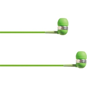Earbuds Green For IPhone Smartphone / Mfr. No.: 4xibudgn