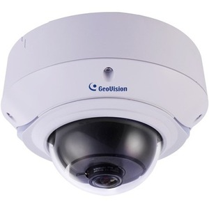 Vandal Dome 1.3mp Super Low Lux 3-9 Mm Ip67 Ik10p No Cable Poe / Mfr. No.: Gv-Vd1530