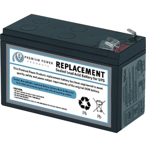 Ups Battery For Apc Rbc35 Lead Acid / Mfr. No.: Sla35-Er