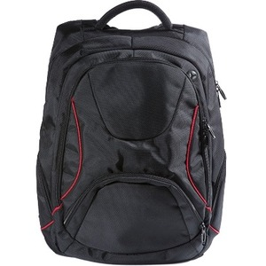 Rl-Alpha Black Shock Absorbing Backpack For 15.6in Laptop / Mfr. No.: Rl-Alpha