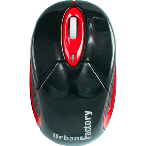 Urban Red Bluetooth Mouse No Dongle / Mfr. No.: Ubm04uf