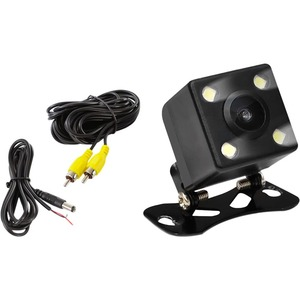 Rearview Camera Night Vision LED Lights W/ Distance Scale Li / Mfr. No.: Plcm4led