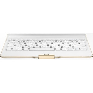 Keyboard Case Cover White For Galaxy Tab S 10.5in / Mfr. no.: EJ-CT800UWEGUJ