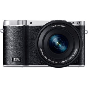 Nx3000 20.3mp Black 3.0in LCD 16-50mm Pw Zoom Flash / Mfr. No.: Ev-Nx3000boius
