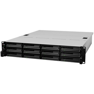 Rackstation 12bay Diskless Expandable Ecc Ram Up To 32gb / Mfr. No.: Rs3614rpxs