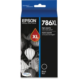 T786 Ultra Xl Black Ink / Mfr. No.: T786xl120