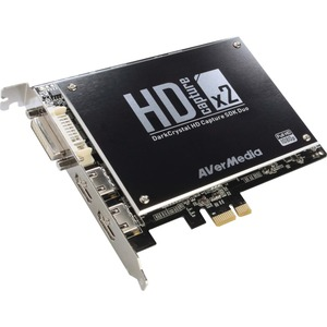 Avermedia Capture Sdk Duo / Mfr. no.: C129-AB