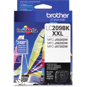 Lc209bk Black Ink Cartridge Ultra High Yield / Mfr. No.: Lc209bk