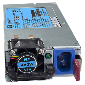 460w Cs Platinum Power Supply Disc Prod Rplcmnt Prt See Notes / Mfr. No.: 593188-B21