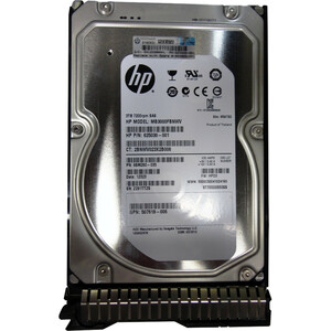 146gb Sas 6gb/S 15k RPM 2.5in Disc Prod Rplcmnt Prt See Notes / Mfr. No.: 653950-001