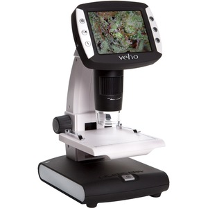 Veho Standalone USB Microscope with 1200 Vms005Lcd