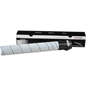 Toner Lexmark Noir 540H - À rendement élevé - 54G0H00