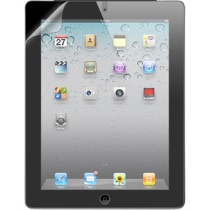 Shatterproof Screen Protector Front Coverage For Apple IPad 2 / Mfr. No.: Amz97034